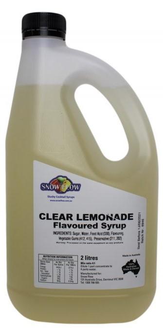 Clear Lemonade 2 1024x683 2
