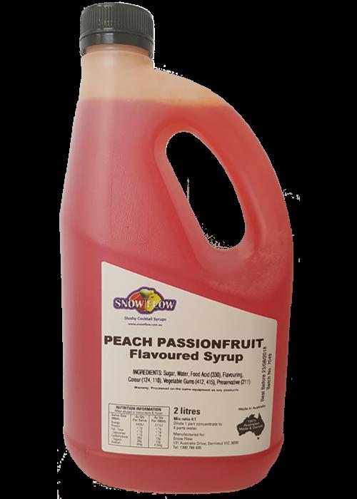 Peach Passionfruit Bottle