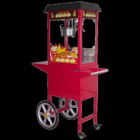 Popcorn Machine with Cart 1