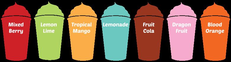 element-7-flavours-cups